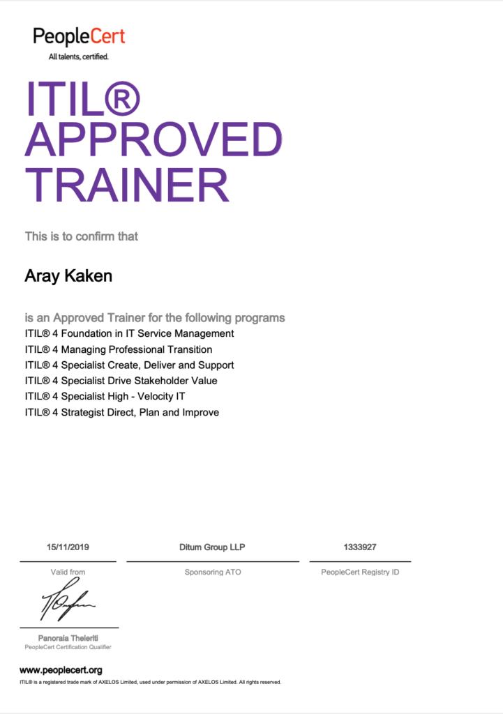 ITIL-approved-trainer