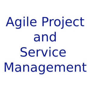 Agile-project-service-management