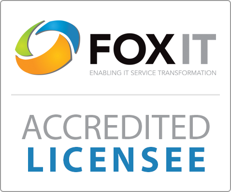 Fox IT accredited licensee